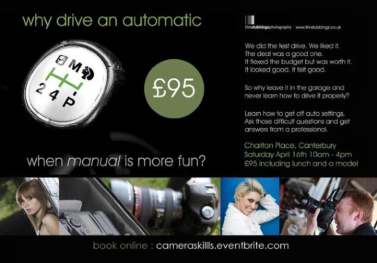 Digital Camera Photography Training Courses & Workshops in Kent