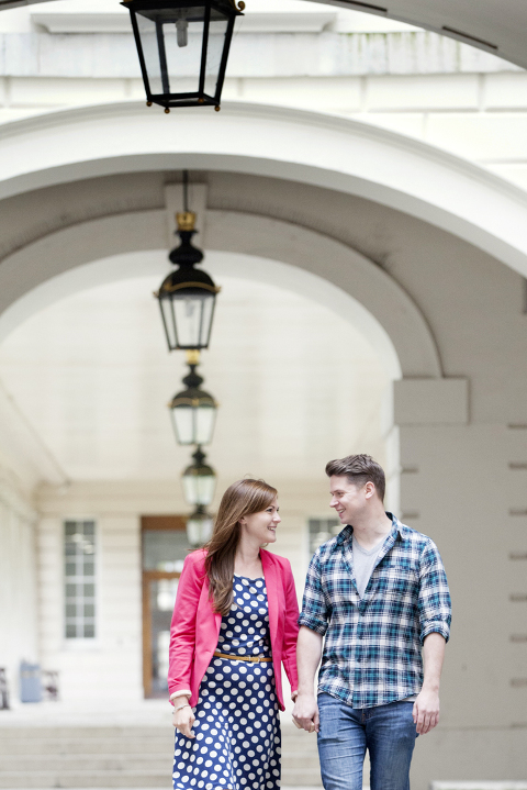 Pre wedding photo shoot for London couples