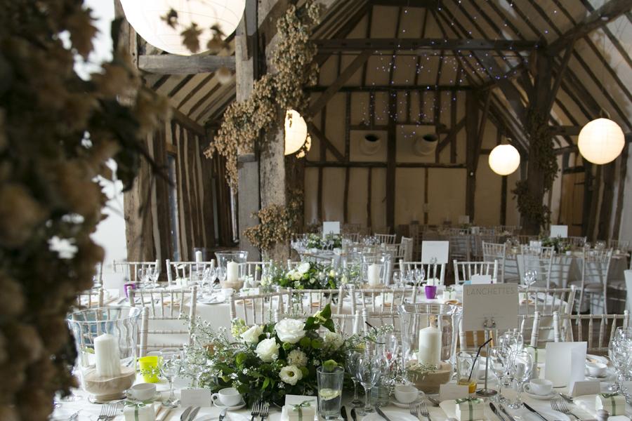 Wedding photography at Winters Barns in Canterbury