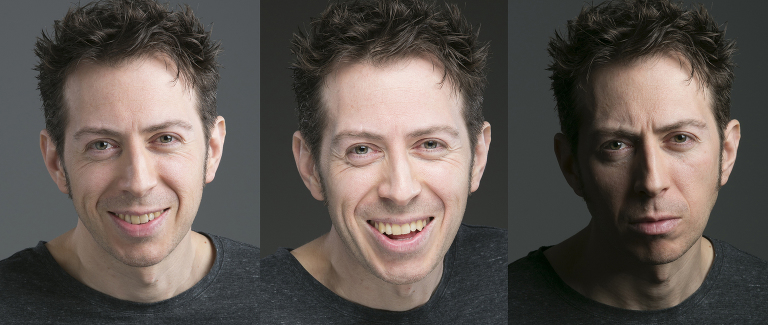 How actors and performers can prepare for their headshot