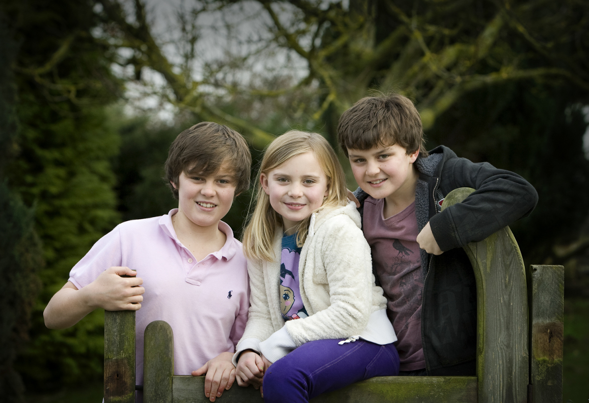 Family and children photographer Faversham